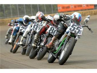 Next Moto Champion Flat Track w/ Stump, Wiles and Shoemaker | California Flat Track Racing | Scoop.it