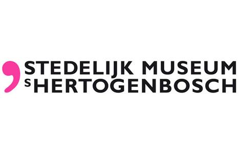 Gespot: Huisstijl 'Comma' Stedelijk Museum 's-Hertogenbosch | Studio Aandacht | Huisstijl | Scoop.it