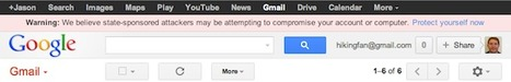 Google Adds State-Sponsored Attack Security Warnings | SEO Tips, Advice, Help | Scoop.it