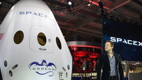 La vera storia di SpaceX, la terza startup di Elon Musk (che ci porterà su Marte) | Marte | Scoop.it