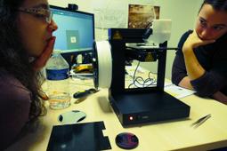 « Une imprimante 3D, mais qu'est – ce que ça vient faire dans une bibliothèque ? » | La fabrique à idées | Collaboration en bibliothèque | Scoop.it