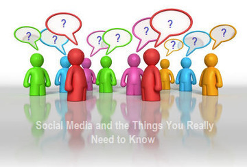 Social Media and the Things You Really Need to Know | New Twitter Tools | Scoop.it