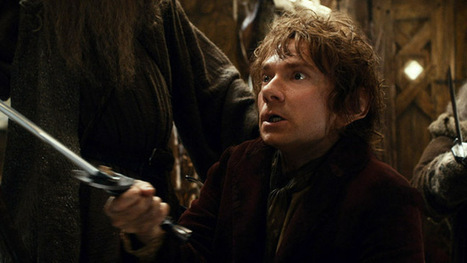 'The Hobbit: Desolation of Smaug' Previewed in High Frame Rate ... | The Hobbit | Scoop.it