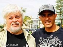 Sea Shepherd :: 11 time world Surfing Champion Calls for Immediate Release of Captain Paul Watson | Whales | Scoop.it