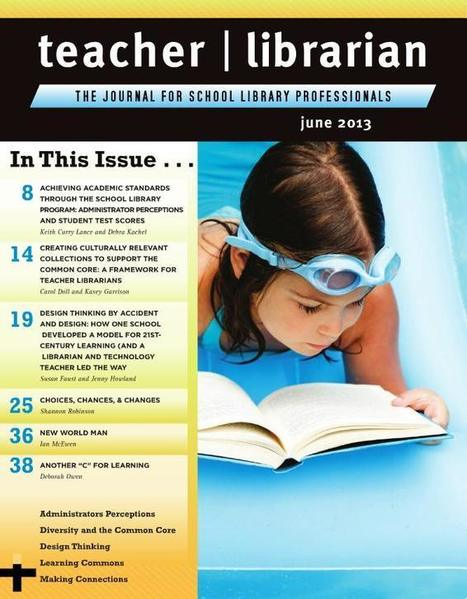 Teacher-Librarian reviews the Indispensable Librarian - Home ... | School Libraries | Scoop.it