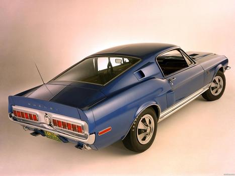 Ford Shelby Mustang GT500 KR 1968 | Noticias.coches.com - Foto 6 | Coches | Scoop.it