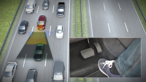 Ford predicts self-driving, traffic-reducing cars by 2017 | ExtremeTech | Auto van de toekomst | Scoop.it