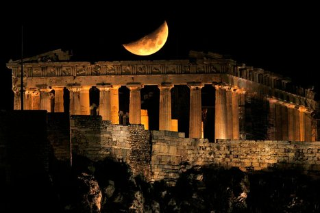 Virgin Sacrifice and the Meaning of the Parthenon - Daily Beast | Ancient Geography | Scoop.it