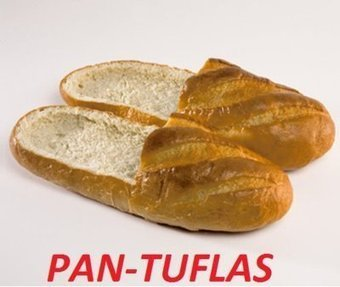 Pan-Tuflas: Comfort Shoes | mexicanismos | Scoop.it