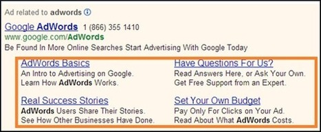 How Can Ad Extensions Affect Your Ad Rank? | PPC Ads Management Tips | Scoop.it