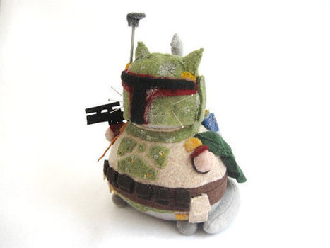 Fat Pincushion Cats as Geek-Loved Characters   All Geeks   Scoop.it