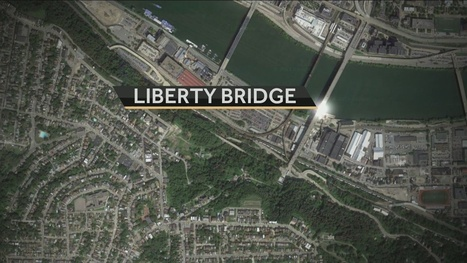 How Safe is Pittsburgh's Liberty Bridge? | Untold History: Pittsburgh Bridges | Scoop.it
