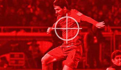 Should teams field a 'cripple Messi' player? - Pollemma | Football | Scoop.it