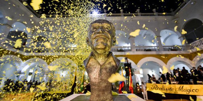 Les cendres de Garcia Marquez reposent désormais en Colombie | France TV | Amériques | Scoop.it