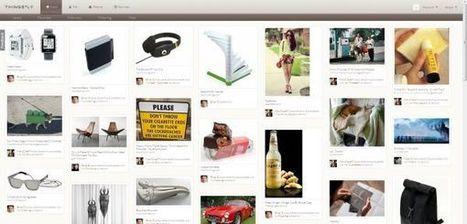 Thingsly – recopila y organiza los contenidos web que te interesan en diferentes colecciones | Redes Sociales ES | Scoop.it