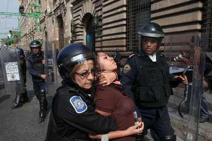 La Jornada: Todas somos inocentes; nadie debe quedar presa, advierten   Yo soy 132 #TodosSomosPresos   Scoop.it