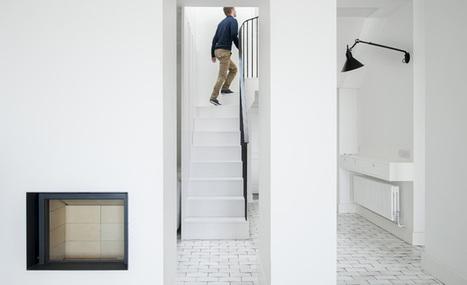 Interactive Floor Plan: Edinburgh House by Azman Architects, UK | Architecture | Wallpaper* Magazine | Homey home | Scoop.it