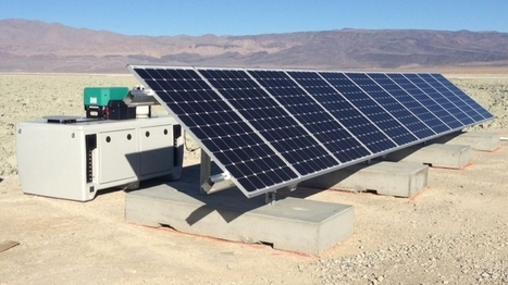 SimpliPhi Power: Store your own energy from the Sun on your roof is becoming easier and cheaper   Energy & Sustainability   Scoop.it