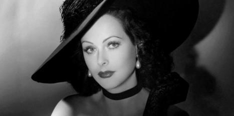 Hedy Lamarr en la memoria - Alejandro Cernuda   Comentarios sobre arte, pintura, escultura, fotografía   Scoop.it