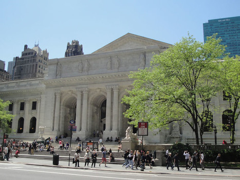 Over 300,000 Titles Available Through New York Public Library's New E-Reader App | Le It e Amo ✪ | Scoop.it