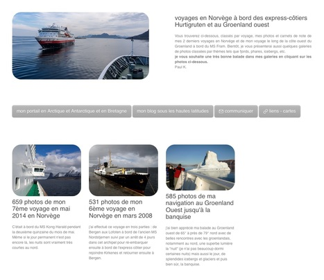 + de 1700 photos de 3 voyages : 2 en Norvège à bord des express-côtiers Hurtigruten et 1 au Groenland ouest | Arctique et Antarctique | Scoop.it