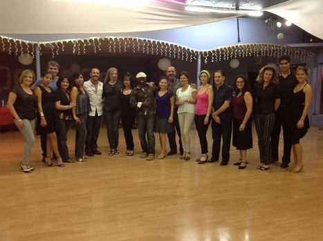 Tango Class and Practice every Thursday at Best of Times Milonga, tango class @8pm | Facebook | Tango in Miami | Scoop.it
