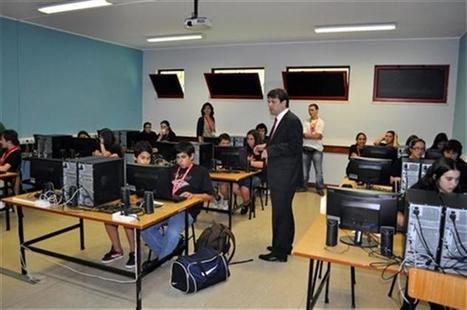 Portugal desinvestiu 200% no ensino das Tecnologias da Informação | Tablets na educação | Scoop.it