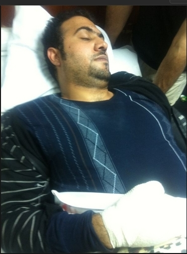 ]The injured Haitham Shubbar sentenced to 1 year in prison . | Human Rights and the Will to be free | Scoop.it