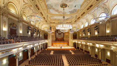 Why Your Stodgy Old Concert Hall Looks The Way It Does - Co.Design | Acoustics, Sound, Noise | Scoop.it