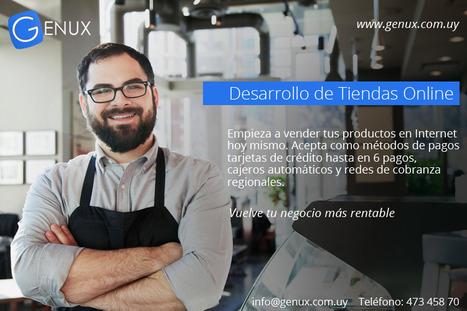 Genux - Desarrollo Web - Diseño Paginas Web Uruguay   Desarrollo y Diseño web   Scoop.it