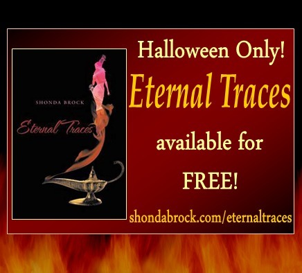 Paranormal Romance ETERNAL TRACES--FREE on Halloween! | For Lovers of Paranormal Romance | Scoop.it