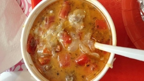 Donair soup at Souper Duper Soup shop in Dartmouth a big hit - CBC.ca   Time for a cuppa   Scoop.it