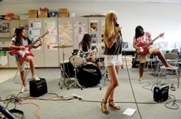 Girls Rock Philly: Girl Power BootCamp. | Temple University Department of Journalism Student Work | Scoop.it
