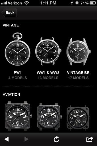 Bell & Ross Aims for M-Commerce via QR Codes | Digital Digest- Second Edition | Scoop.it