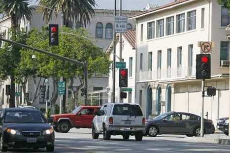 Shakedown Ends: Pasadena, California discontinues red-light camera program | The Billy Pulpit | Scoop.it