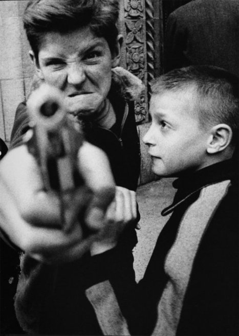Black and White Photography by William Klein » Creative Photography Blog | Achromatopsia | Scoop.it