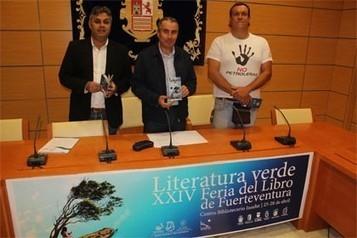 La XXIV Feria del Libro de Fuerteventura se sumerge en la ... - La Voz de Tenerife | Mundo Literatura | Scoop.it