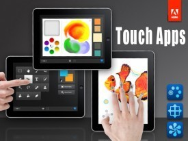 Adobe Announces New Apps for Tablets | PadGadget | iPad for Art | Scoop.it