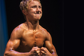 Meet Jake Schellenschlager, the 14-year-old who can lift twice his weight | Health | Scoop.it