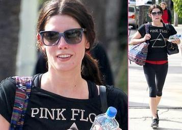 Casting Star LA - Ashley Greene: Salon Stop after a Sweat Session in Studio City | My Celebrity | Scoop.it