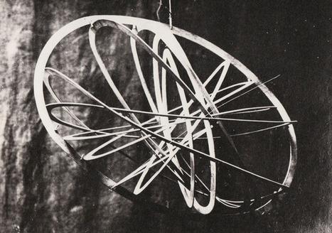 Alexander Rodchenko: Oval Hanging Construction No12 | Art Installations, Sculpture, Contemporary Art | Scoop.it