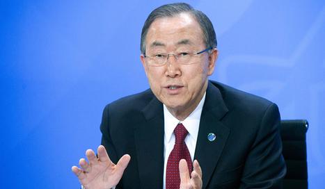 Centrafrique : ONU veut le déploiement rapide de 3.000 hommes ... | OPEI-ONU-1 | Scoop.it