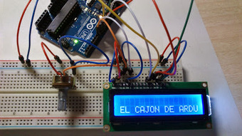 Tutorial: conectando una pantalla LCD 1602A a Arduino UNO | tecno4 | Scoop.it