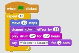Scratch - Imagine, Program, Share | Web20 in de klas | Scoop.it