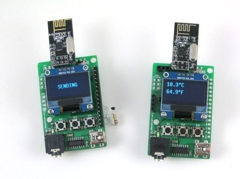 RFToy Makes Wireless Projects Easier | Raspberry Pi | Scoop.it