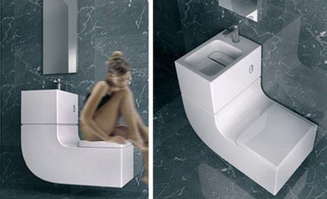 Les toilettes du futur seront économiques et technologiques | aquarium | Scoop.it