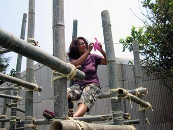 Recycled Play Structures Bring Joy to Schools in Rural India | Sustainable Futures | Scoop.it