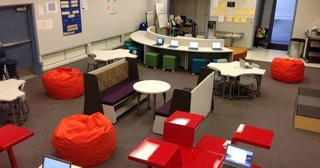 Learning Spaces ~ Classroom Design ~ Flexible Learning Environments | Flexible Learning Spaces | Scoop.it