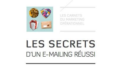 Les secrets d'un emailing réussi : Livre blanc | Veille touristique et économie numérique | Scoop.it