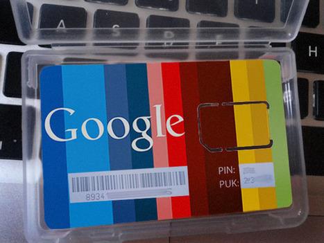 Google est désormais un opérateur mobile aux USA | Le numérique et la ruralité | Scoop.it